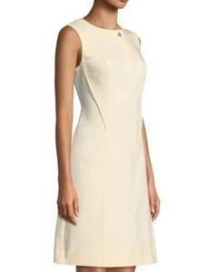 🆕️Donna Karan  fitted cocktail dress